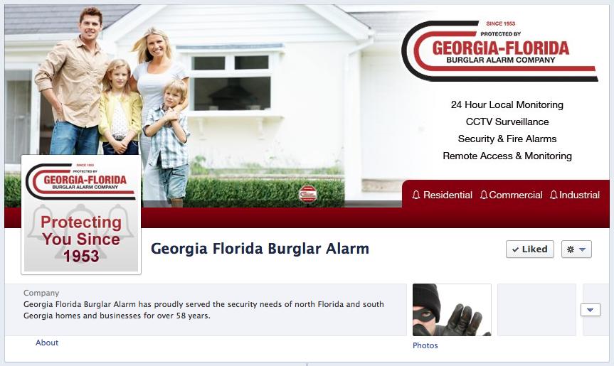 Georgia Florida Burglar Alarm thumbnail